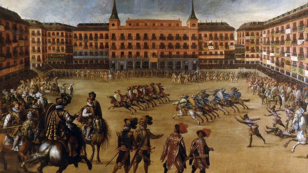 Los torneos medievales