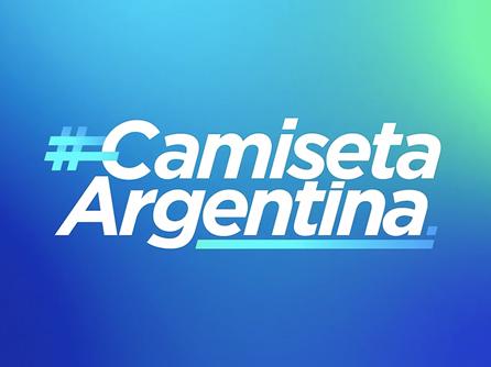 #CamisetaArgentina