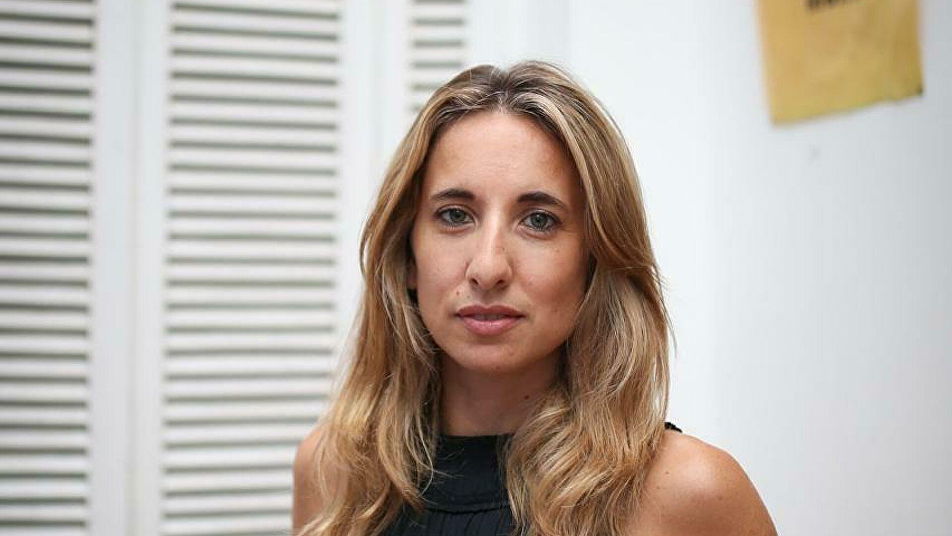 """Cecilia Nicolini: """"Seguimos negociando con todos los productores de vacunas"""""""