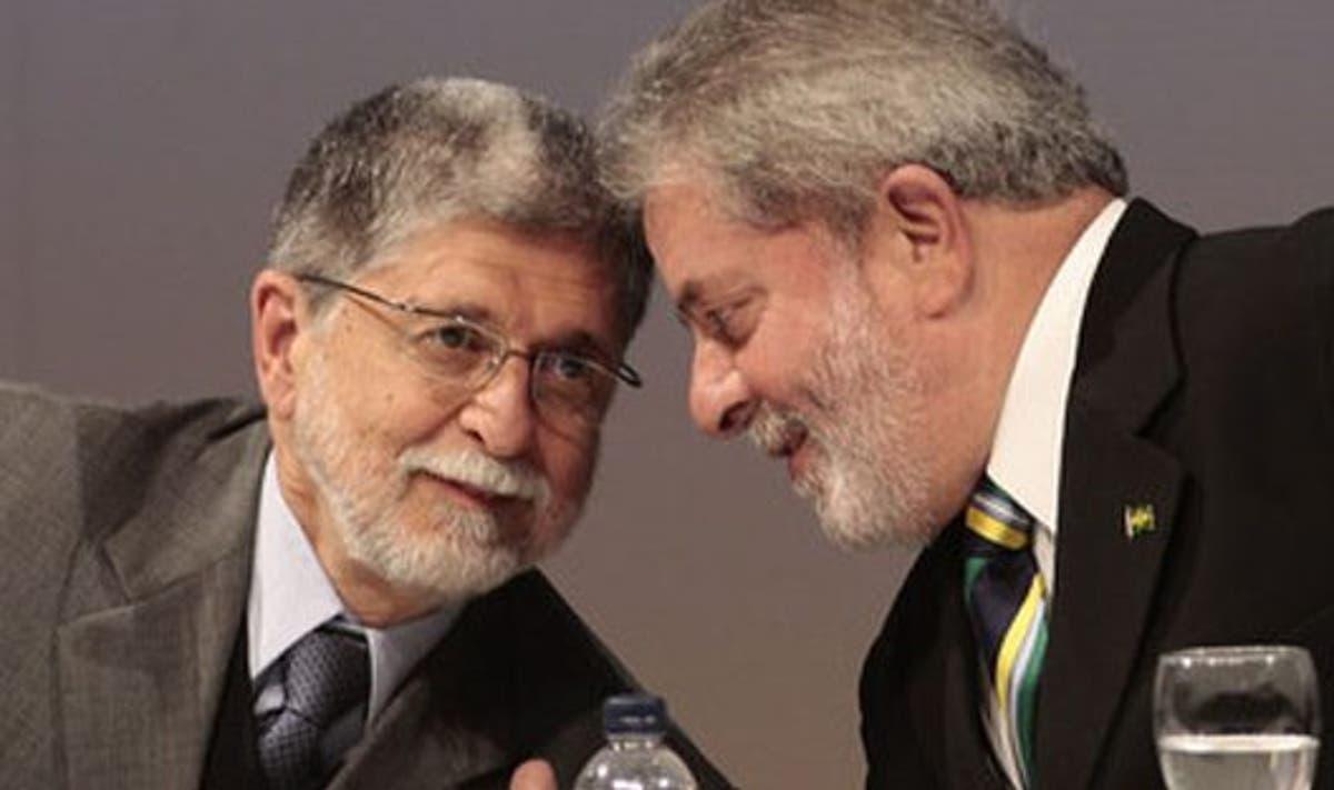 """Celso Amorim: """"Lula es el candidato con más condiciones para derrotar a Bolsonaro"""""""