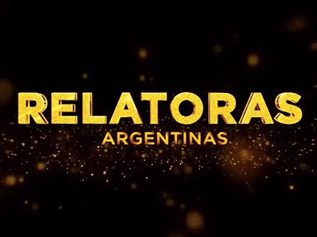 Relatoras argentinas