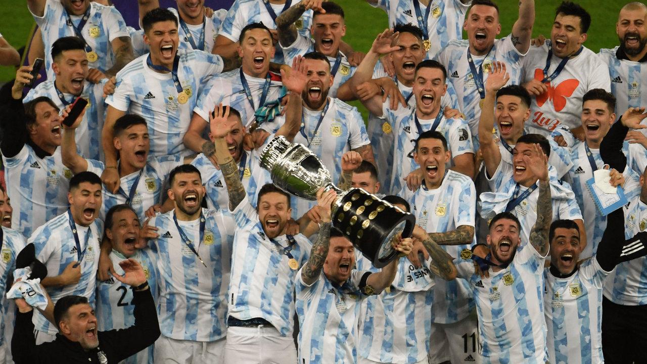 Argentina Campeón: Las mejores fotos de la final
