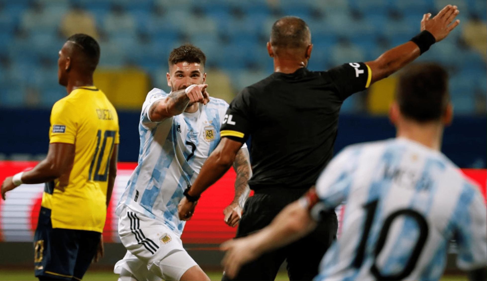 Con goles de De Paul, Martínez y Messi, Argentina consiguió su pase a las semifinales