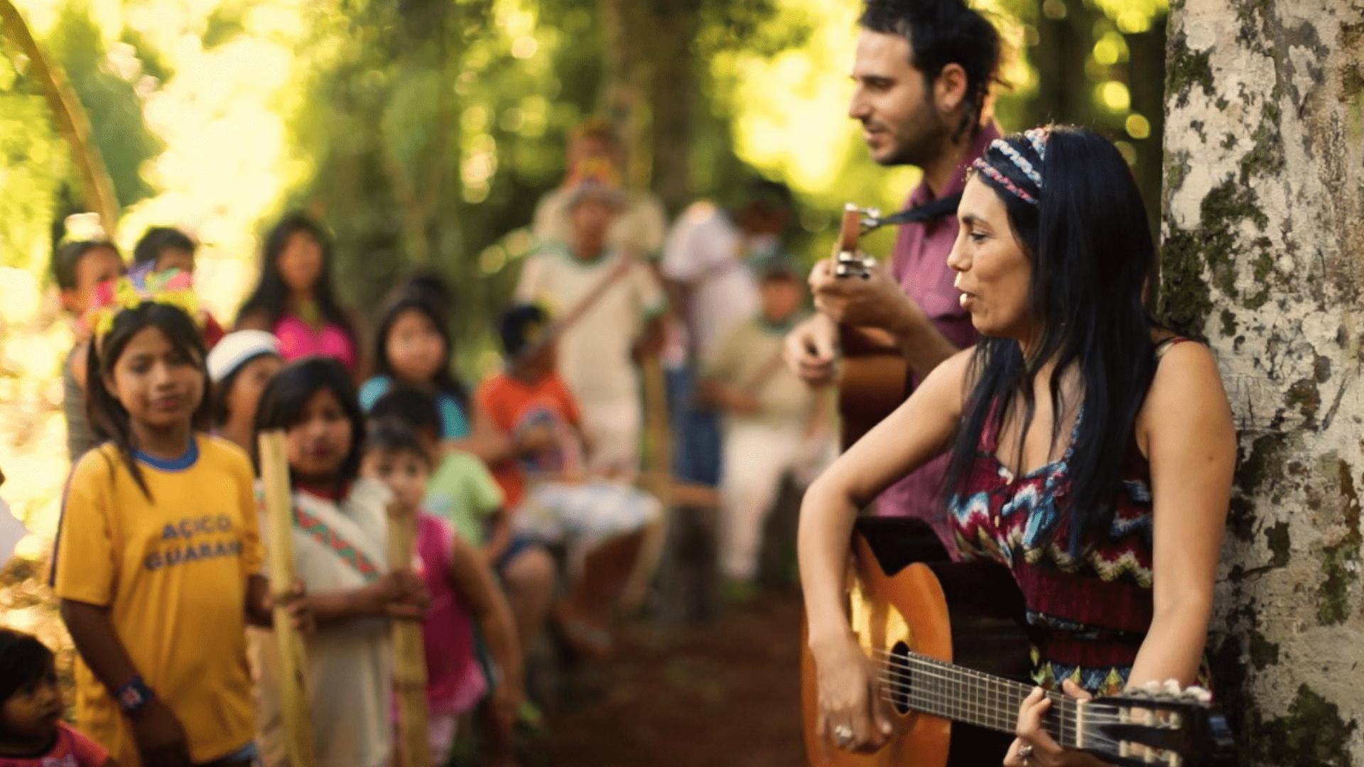 Hermanados por la música: El Canto del Tiempo